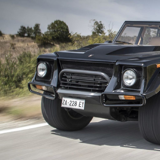 Lamborghini Lm002 Everything 47 See What Made The Future